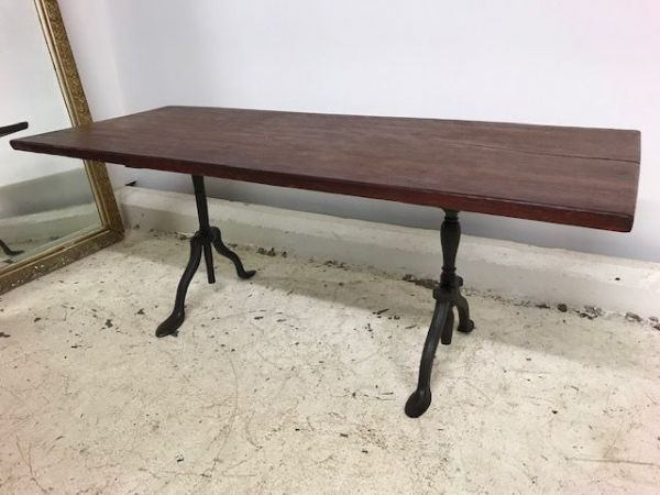 Large  French Dining Table - b124